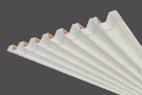 Anti-Condensation roofing sheet